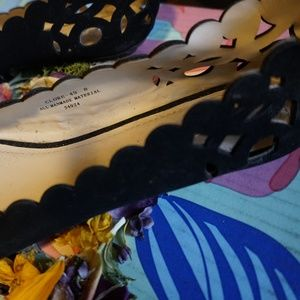 BAMBOO Shoes - Velvety Die Cut Flats